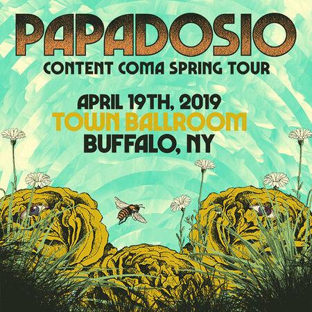 04/19/19 Town Ballroom, Buffalo, NY