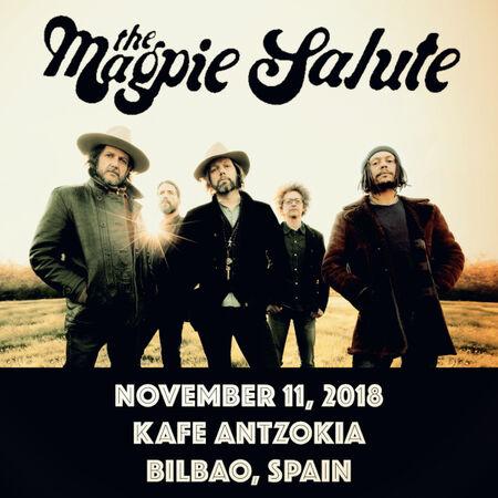 11/11/18 Kafe Antzokia, Bilbao, ES