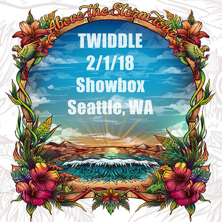02/01/18 Showbox SoDo , Seattle, WA