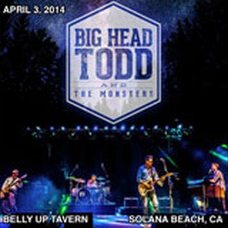04/03/14 Belly Up Tavern, Solana Beach, CA