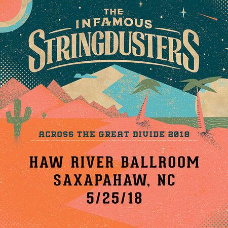 05/25/18 Haw River Ballroom, Saxapahaw, NC