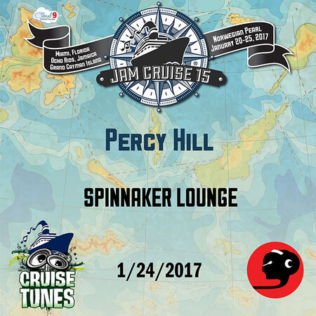 01/24/17 Spinnaker Lounge, Jam Cruise, US