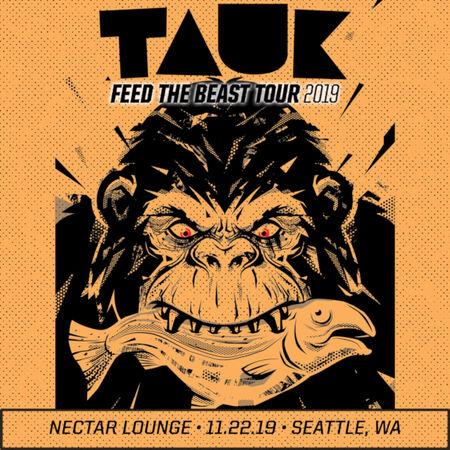 11/22/19 Nectar Lounge, Seattle, WA
