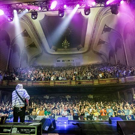 10/27/19 The Riverside Theater, Milwaukee, WI