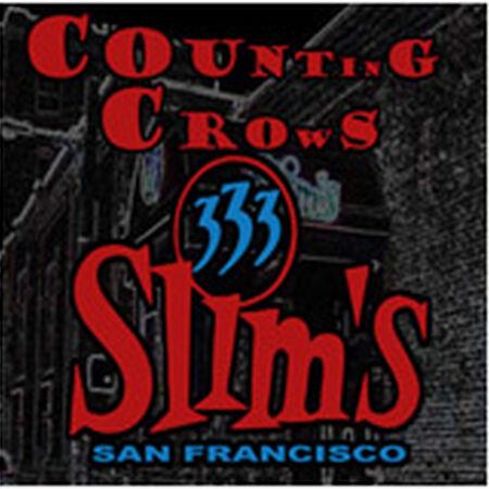 06/19/93 Slim's, San Francisco, CA
