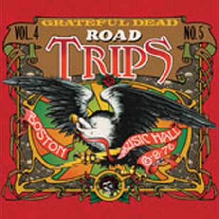 06/09/76 Road Trips Vol 4, No 5: Boston Music Hall, Boston, MA