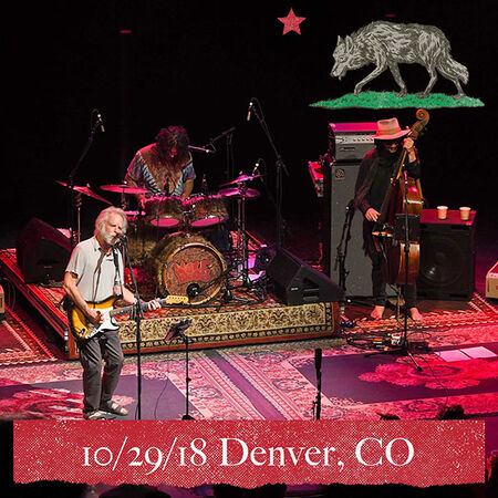 10/29/18 Paramount Theatre, Denver, CO