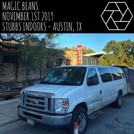 11/01/19 Stubb's Bar-B-Q, Austin, TX