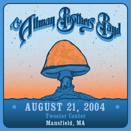 08/21/04 Tweeter Center , Mansfield, MA