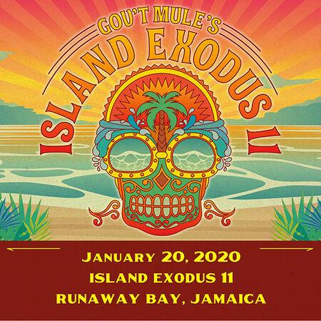 01/20/20 Island Exodus 11, Runaway Bay, JAM
