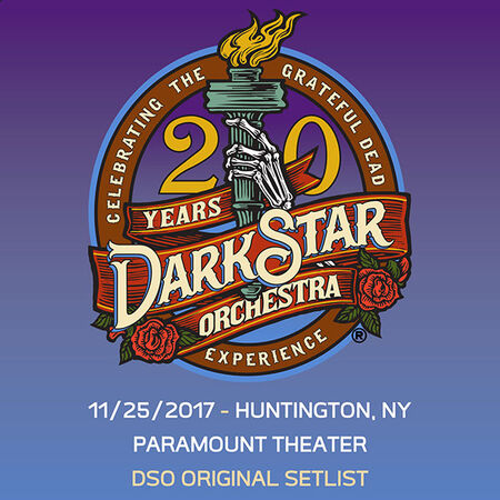 11/25/17 Paramount Theater, Huntington, NY