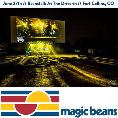 06/27/20 Beanstalk: At the Drive-In!, Fort Collins, CO
