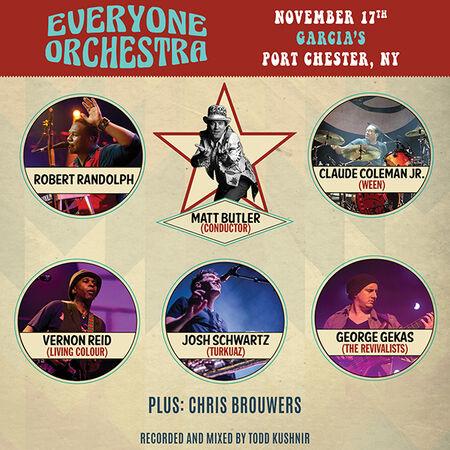 11/17/19 Garcia's, Port Chester, NY