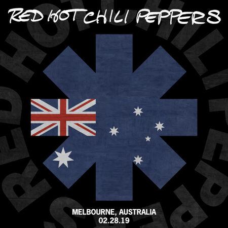 02/28/19 Rod Laver Arena, Melbourne, AU