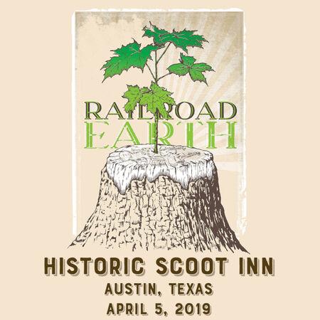 04/05/19 The Historic Scoot Inn, Austin, TX