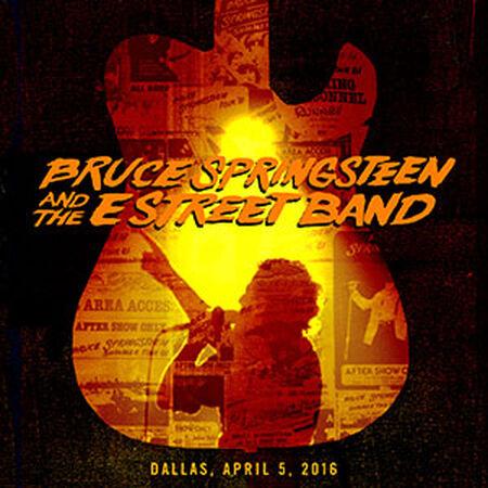 04/05/16 American Airlines Center, Dallas, TX