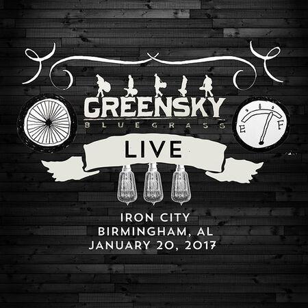 01/20/17 Iron City, Birmingham, AL