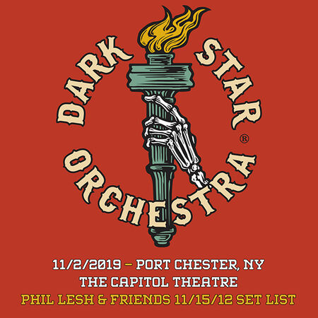11/02/19 Capitol Theater, Port Chester, NY