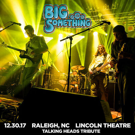 12/30/17 Lincoln Theatre, Raleigh, NC