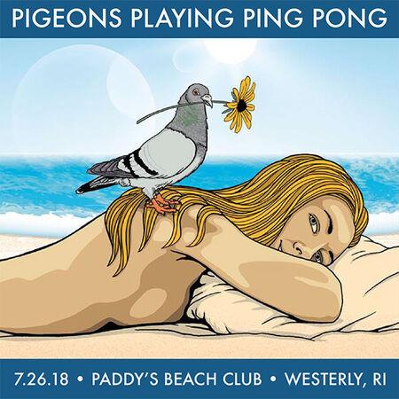 07/26/18 Paddy's Beach Club , Westerly, RI