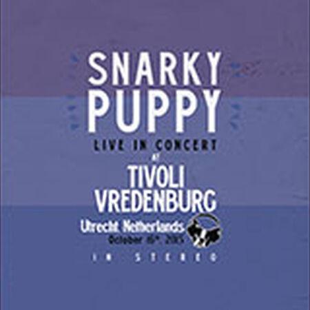 10/16/15 Tivoli Vredenburg, Utrecht, NL