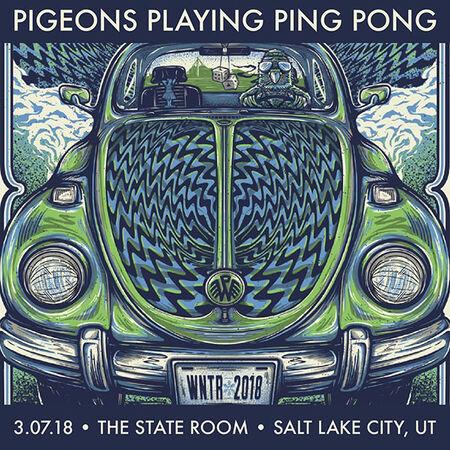 03/07/18 State Room, Salt Lake City, UT
