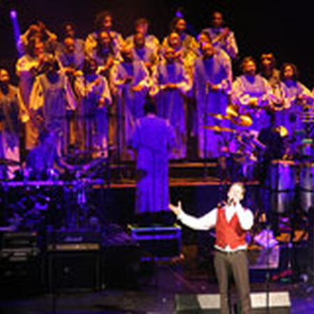 12/31/08 The Auditorium Theatre, Chicago, IL