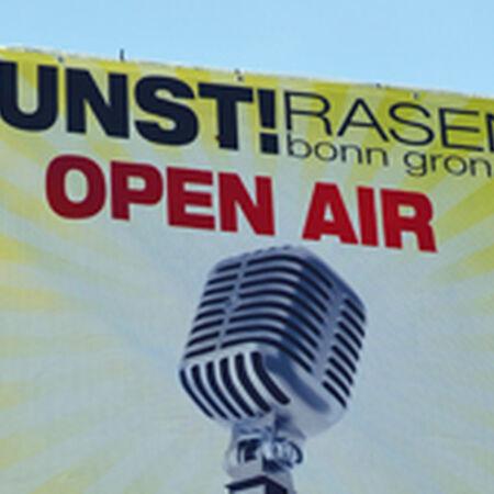 07/14/13 Kunst!Rasen, Bonn, DE