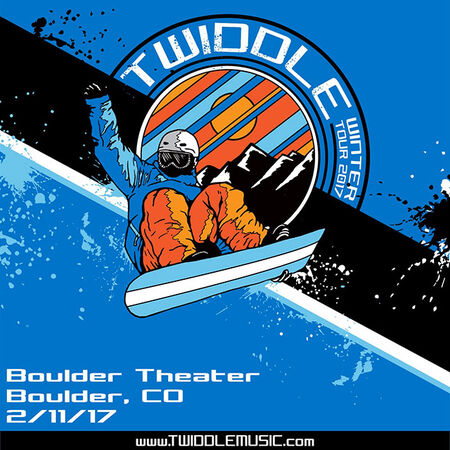02/11/17 Boulder Theater, Boulder, CO