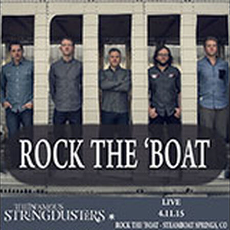 04/11/15 Rock The 'Boat, Steamboat Springs, CO