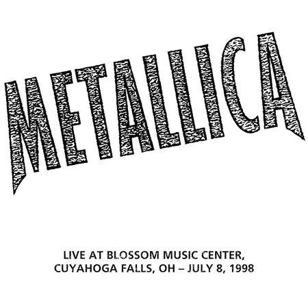 07/08/98 Blossom Music Center, Cuyahoga Falls, OH