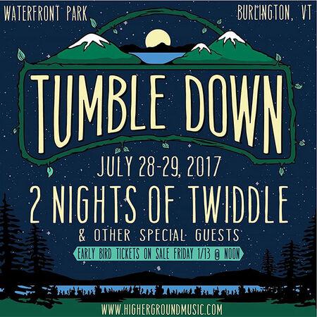 07/28/17 Tumble Down, Burlington, VT