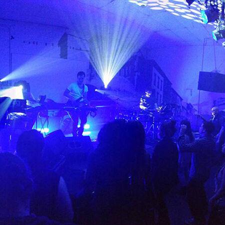 12/30/16 Putnam's Den, Saratoga Springs, NY