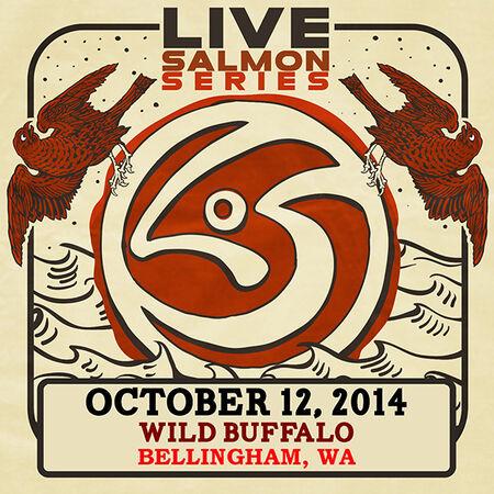 10/12/12 Wild Buffalo, Bellingham, WA