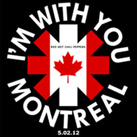 05/02/12 Bell Centre, Montreal, QC