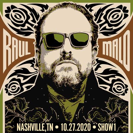 10/27/20 City Winery - Early Show, Nashville, TN