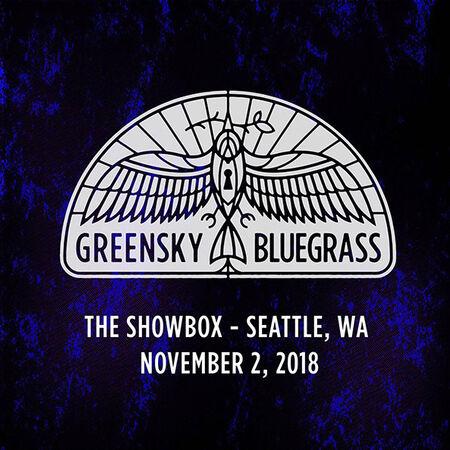 11/02/18 The Showbox, Seattle, WA