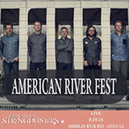 09/19/15 American River Music Festival, Coloma, CA