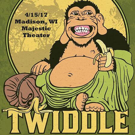 04/15/17 Majestic Theatre, Madison, WI