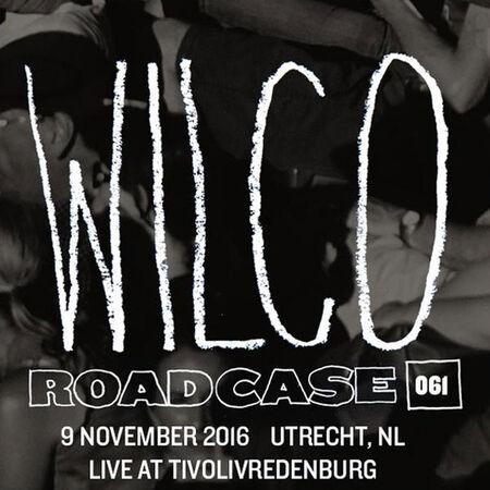 11/09/16 TivoliVredenburg, Utrecht, NL