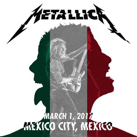 Metallica online-music of 03/01/2017, Foro Sol, Mexico City