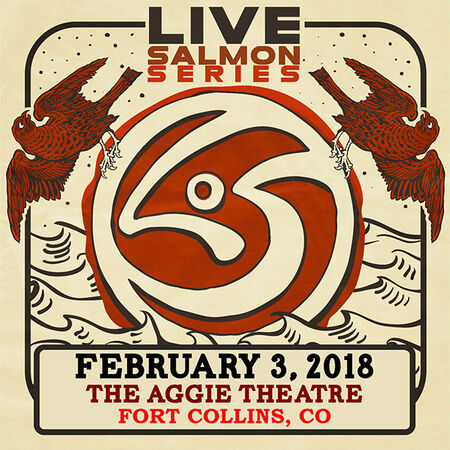 02/03/18 Aggie Theatre, Fort Collins, CO
