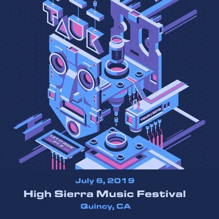 07/06/19 High Sierra Music Festival, Quincy, CA