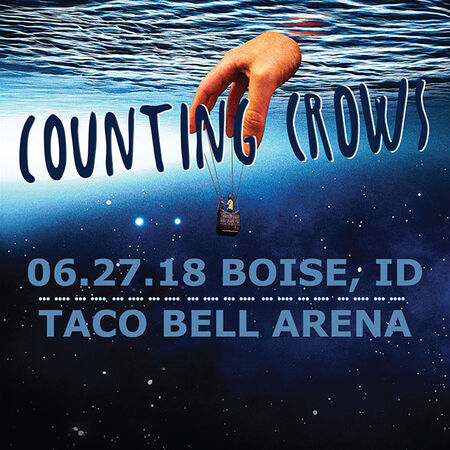 06/27/18 Taco Bell Arena, Boise, ID