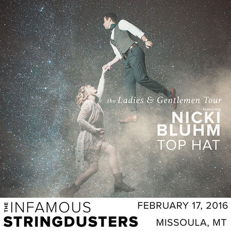 02/17/16 Top Hat Lounge, Missoula, MT