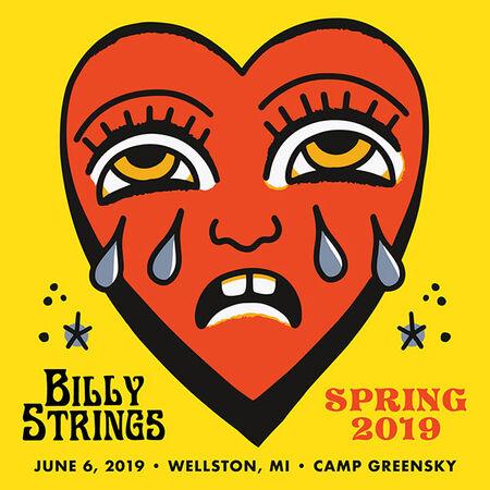 06/06/19 Camp Greensky Music Festival, Wellston, MI