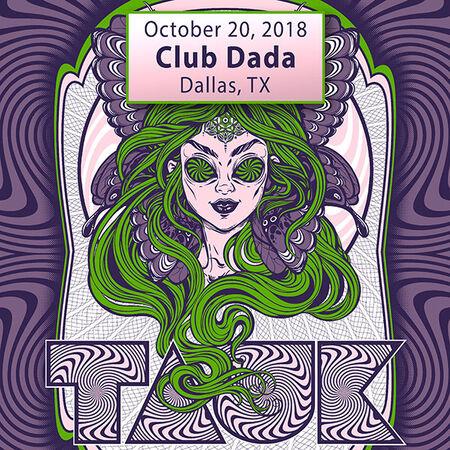 10/20/18 Club Dada, Dallas, TX