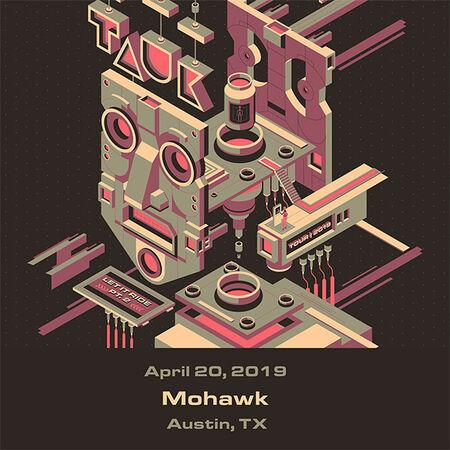 04/20/19 The Mohawk, Austin, TX