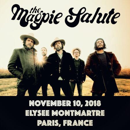 11/10/18 Elysee Montmartre, Paris, FR