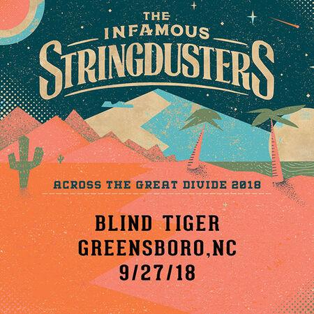 09/27/18 Blind Tiger, Greensboro, NC